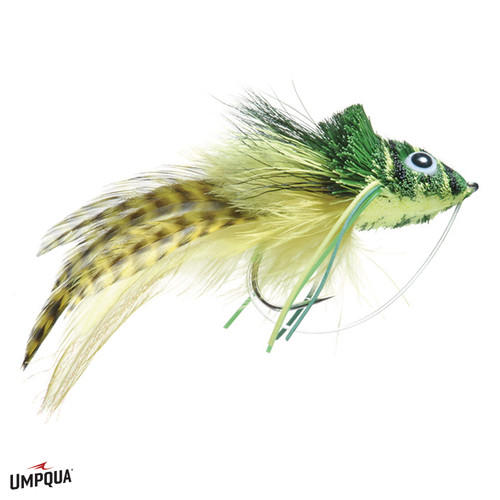 UMPQUA SWIMMING FROG