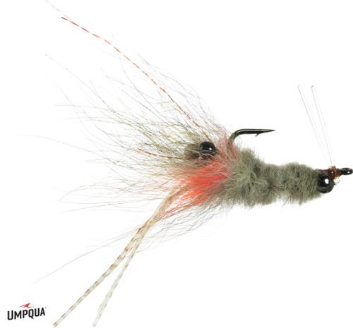Umpqua Micro Spawn Shrimp Pink 12 4 Pack