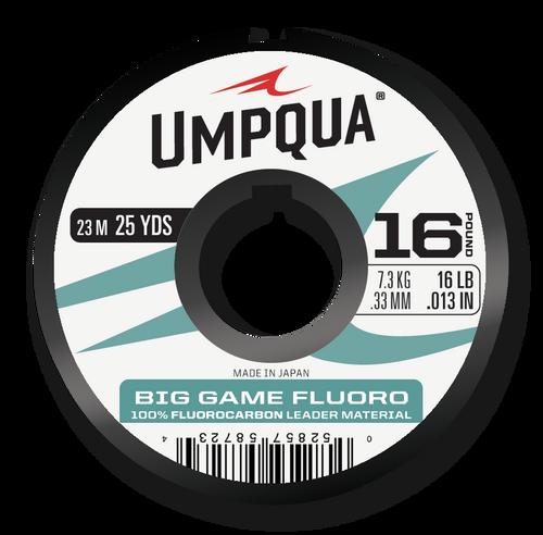 6X 5X 1X environ 27.43 m - Choisir: 02X Umpqua 100/% superfluoro Fluorocarbone Bobine 30 Yd
