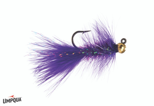 CRYSTAL BUGGER TUNGSTEN JIGGED