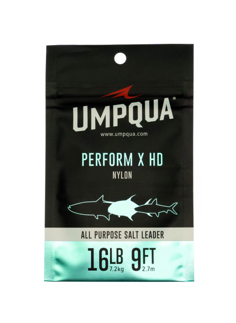 PERFORM X HD ALL-PURPOSE SALTWATER LEADER