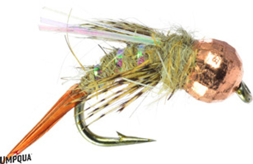 SOFT HACKLE J TB YEAGER