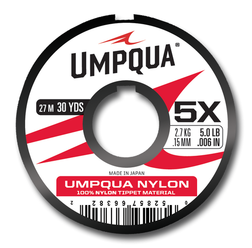 UMPQUA NYLON TIPPET MATERIAL