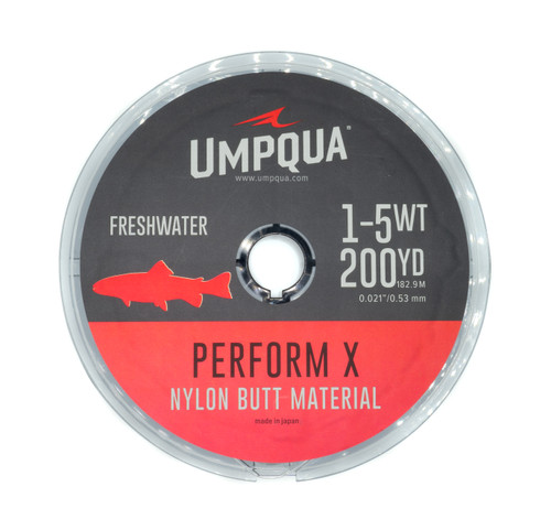 PERFORM HD NYLON BUTT MATERIAL
