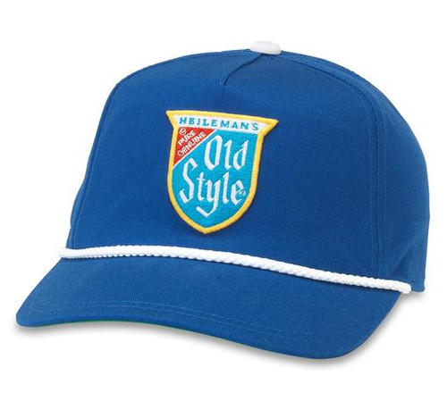 Old Style Cappy Hat