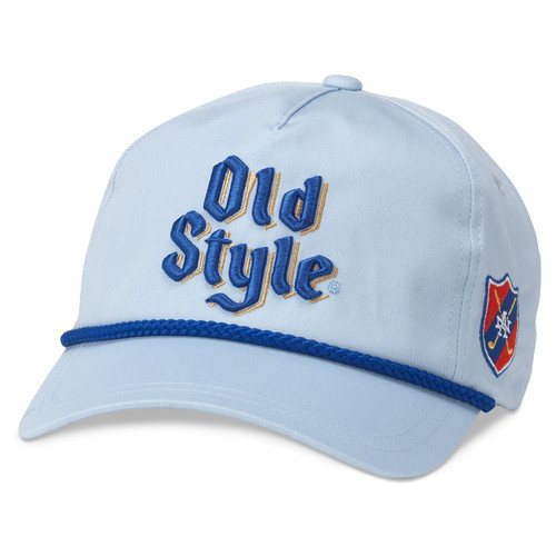 American Needle Old Style Lightweight Rope Hat