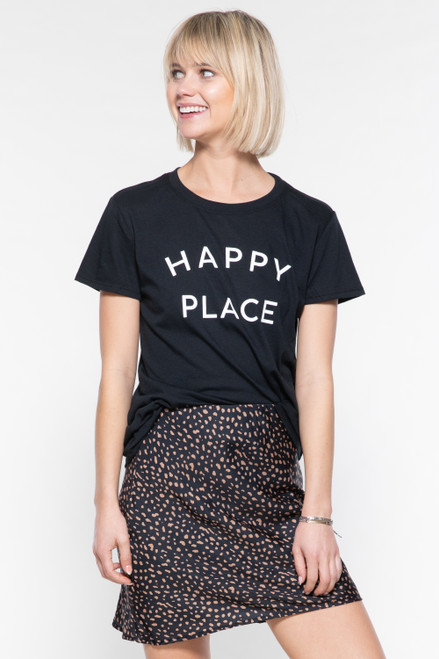 Happy Place Loose Tee