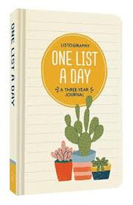 Listography One List A Day Game
