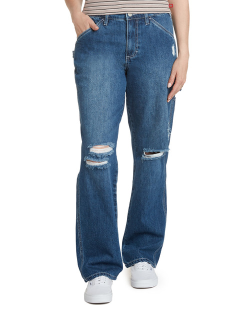 Dickies Relaxed Carpenter Pant High Rise