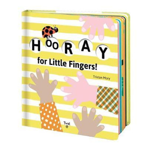 Chronicle Books Yay for Little Fingers