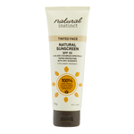 Natural Sunscreen SPF 30 - Tinted Face