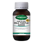 Milk Thistle 42,000 One-A-Day