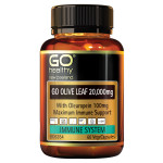 Go Olive Leaf 20,000mg