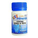 Kidz Minerals - Strong Bones & Teeth