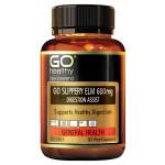 Go Slippery Elm 600mg - Digestion Assist