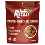 Activated Smokey BBQ Almonds