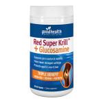 Red Super Krill + Glucosamine 60s