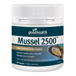 Mussel 2500 - New Zealand Green Lipped