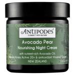 Avocado Pear Nourishing Night Cream