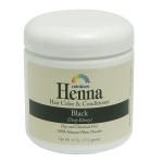 Henna Black - Deep Ebony