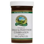 Ginkgo & Hawthorne Combination