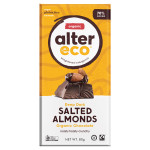 Chocolate Salted Almonds