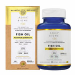 Aqua Biome™ Fish Oil Maximum Strength