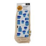 Organic Cotton Produce Bags - Blue Vessels