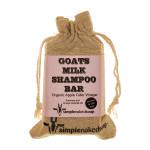Goats Milk Shampoo Bar - ACV with Rosemary & Orange Certified Organic