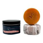 Hemp Shampoo Bar - Orange, Grapefruit & Lemon in a Tin