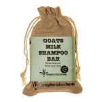 Goats Milk Shampoo Bar - Nettle Tea & Aloe Vera