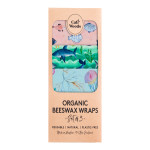 Beeswax Wraps - Ocean Love