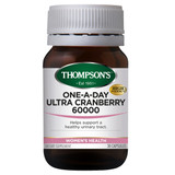 One-A-Day Ultra Cranberry 60000