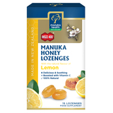 Manuka Honey Lozenges Lemon