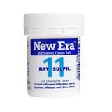 No.11 Nat Sulph - Natures diuretic