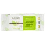 Biodegradable Natural Baby Wipes