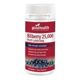 Bilberry 25,000 + Lutein 6mg