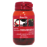 Resveratrol + Grape Seed & Red Wine