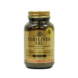Cod Liver Oil - One A Day