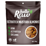 Activated Mustard Almonds
