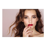 Lipstick Red Shimmer