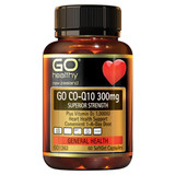 Go Co-Q10 300mg - Superior Strength