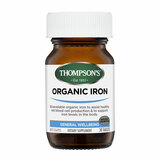 Organic Iron 24mg