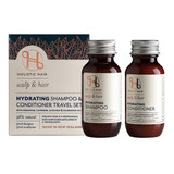Hydrating Shampoo & Conditioner Travel Set