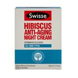 Hibiscus Anti-Aging Night Cream