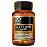 Go 5-HTP 160mg 1-A-Day