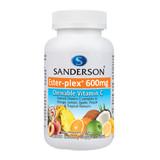 Ester-Plex 600mg Chewable Vitamin C - Multi Flavours