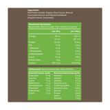Pea Protein Isolate + Organic Chocolate