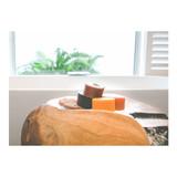 Hemp Shampoo Bar – Lavender & Rose Geranium in a Tin