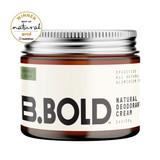 Bergamot & Cedar Natural Deodorant Cream